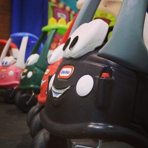 Circuit cotxes primera infància