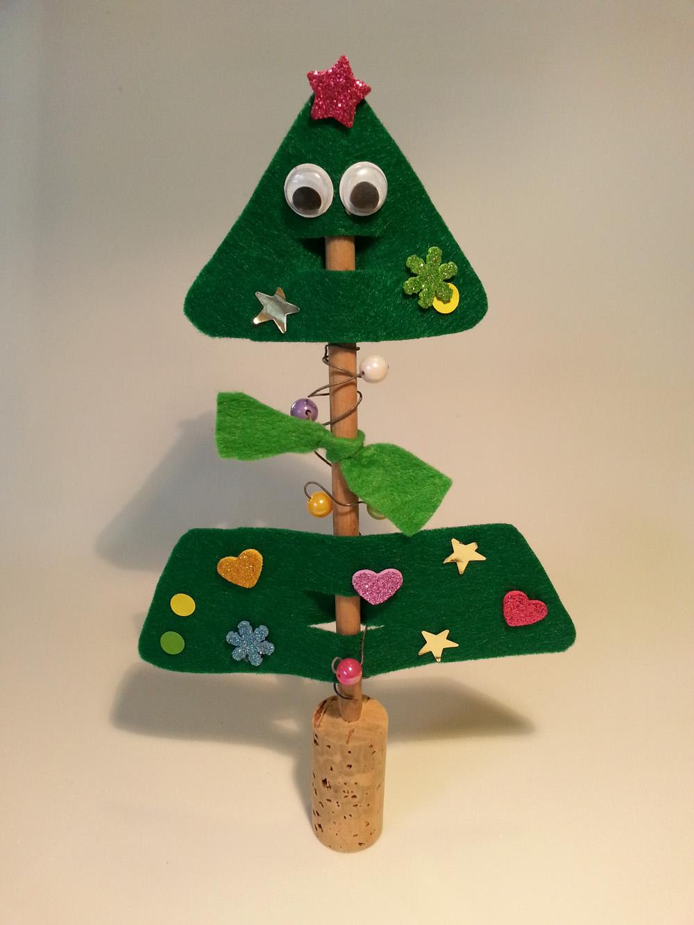 Taller arbre de nadal