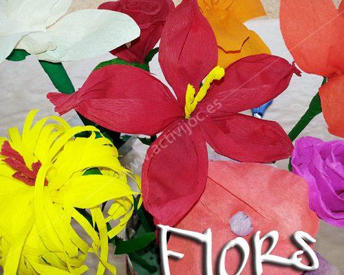 Flors de paper
