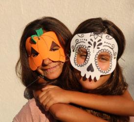 Taller màscares Halloween