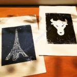 Taller creatiu litografies joves