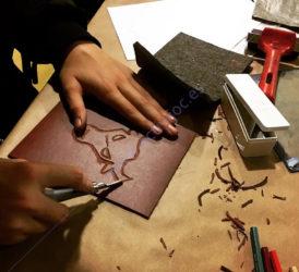 Taller de litografies per a joves i adults