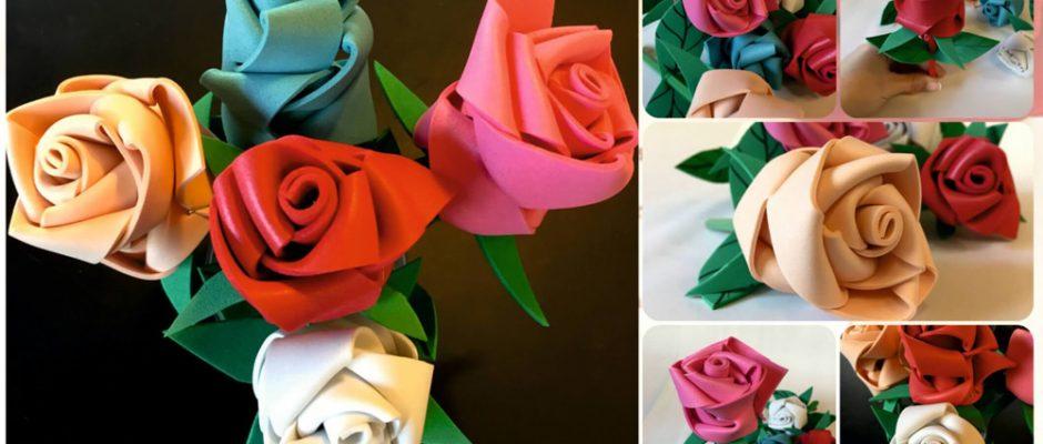 Taller de Roses de Sant Jordi