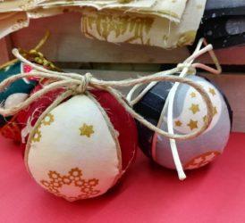 Taller de boles de nadal