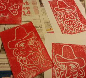 Taller creatiu de litografies