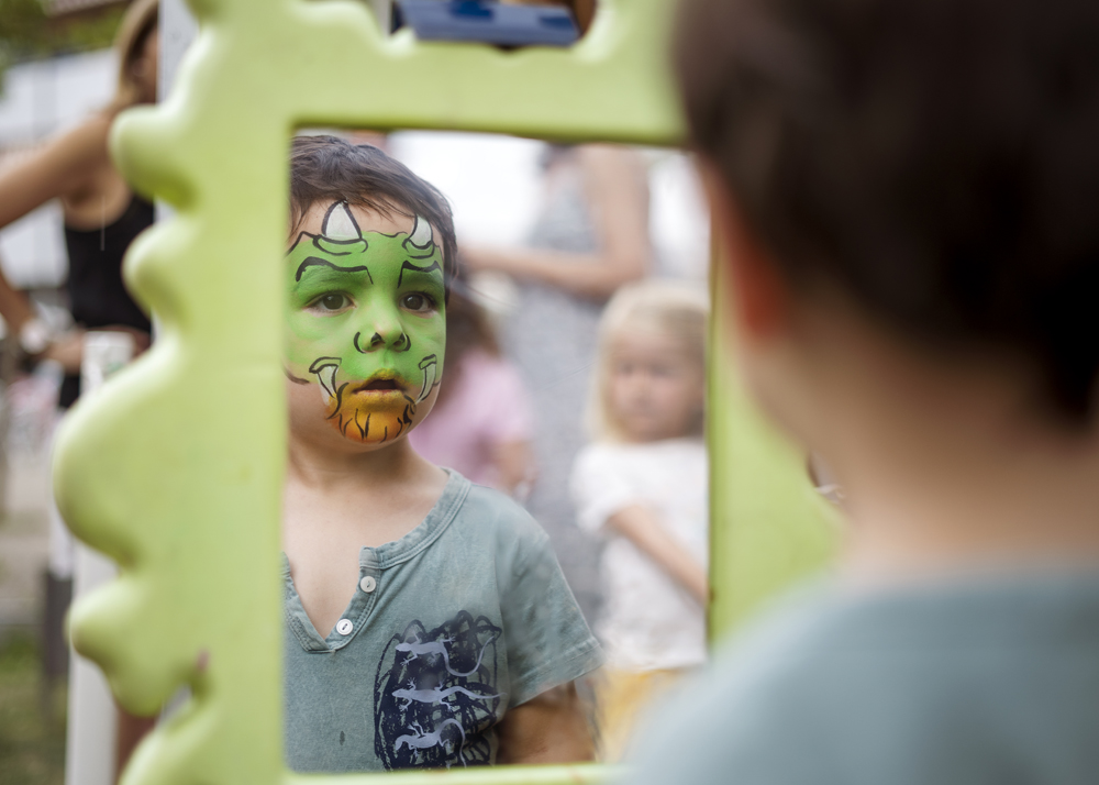 Maquillatge infantil