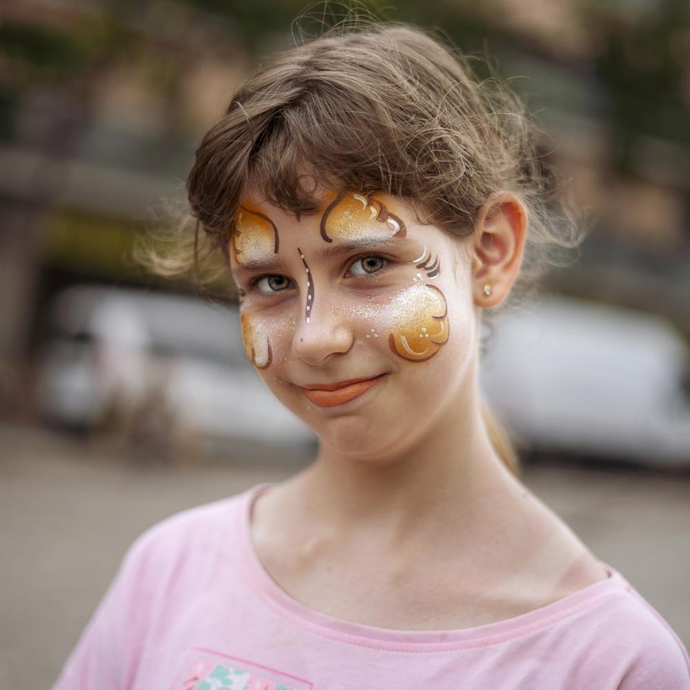 Maquillatge infantil de fantasia