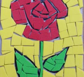 Mosaics de Sant Jordi