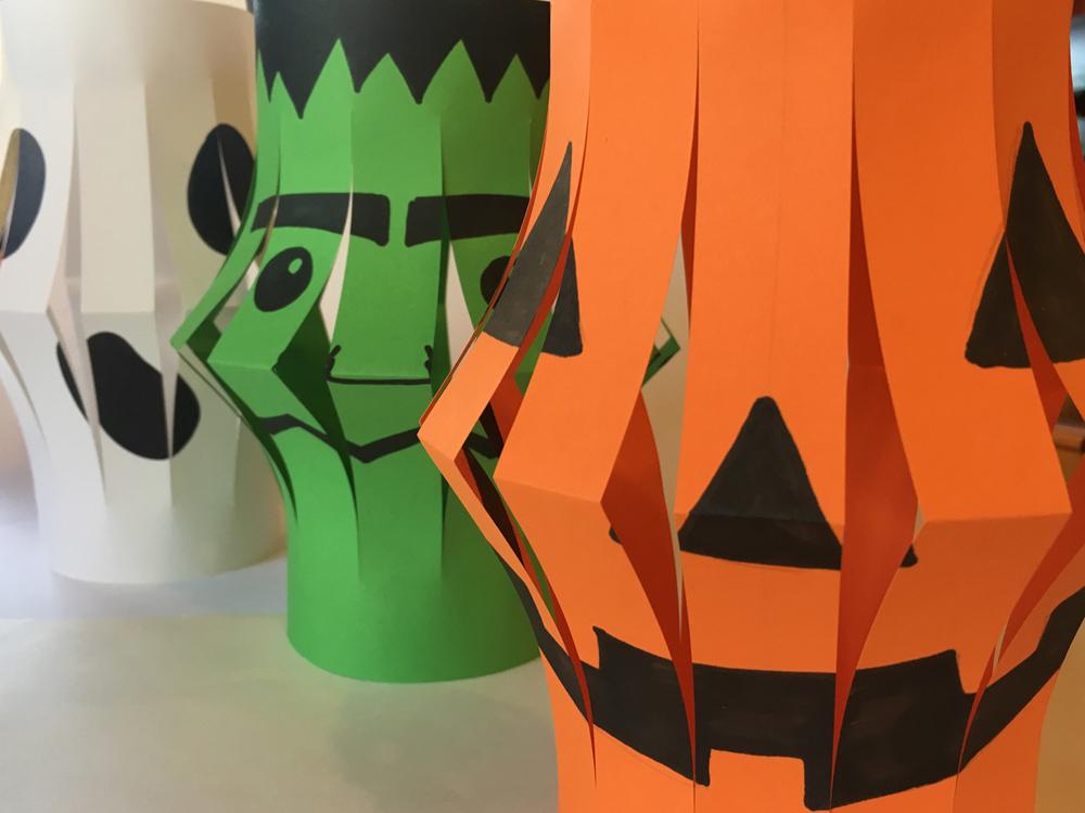 Tallers infantils de Halloween