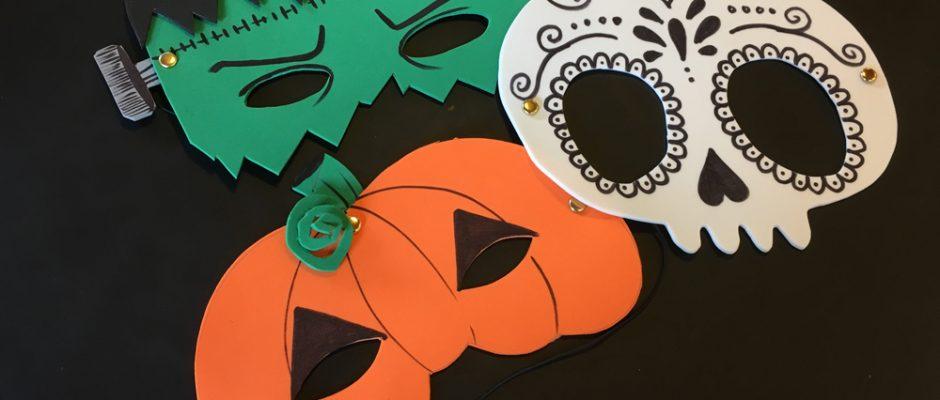 Màscares Halloween